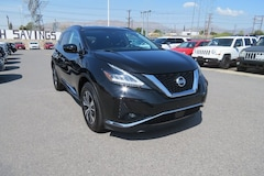 Used 2020 Nissan Murano For Sale in El Paso