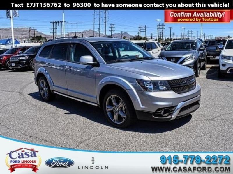 Used 2018 Dodge Journey For Sale | Used Cars El Paso | Casa Ford