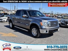 2014 Ford F-150 Lariat Truck For Sale in El Paso