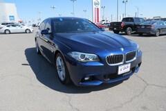 2016 BMW 5 Series 528i xDrive Sedan For Sale in El Paso
