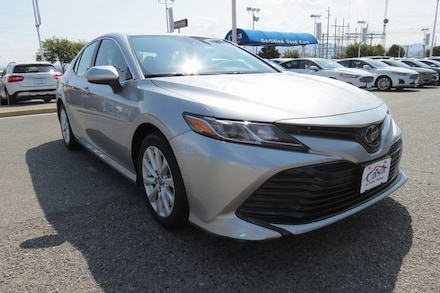 Featured Used 2019 Toyota Camry L Sedan for Sale near Fort Bliss, TX