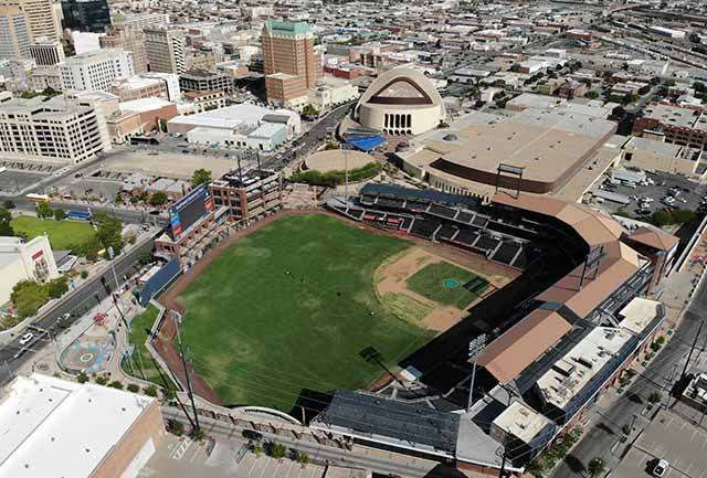 Cheering on the Home Team: El Paso Sports - Casa Ford Blog