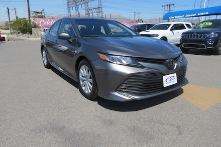 Featured Used 2018 Toyota Camry L Sedan for Sale near Fort Bliss, TX