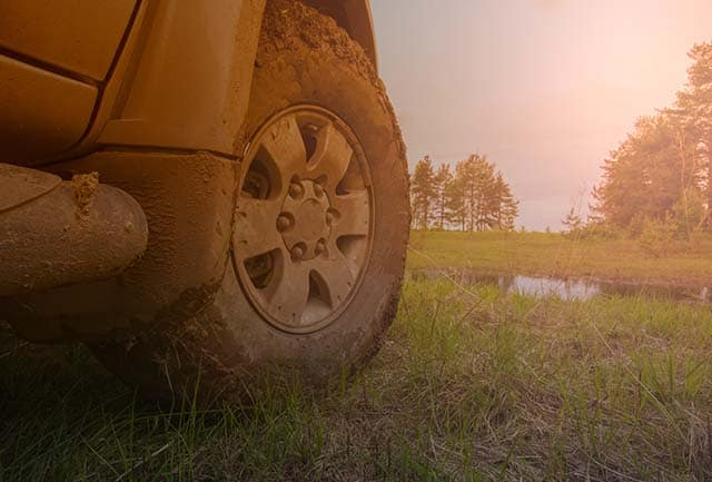 Used Vehicles for Off-Road Adventure - Casa Ford Blog