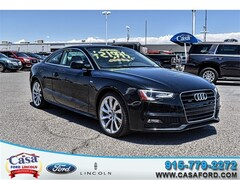 Pre-Owned 2016 Audi A5 2.0T Premium Coupe WAUM2AFR6GA045386 for sale in El Paso, TX