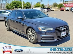 Pre-Owned 2017 Audi A6 2.0T Premium Sedan WAUC8AFC5HN131014 for sale in El Paso, TX