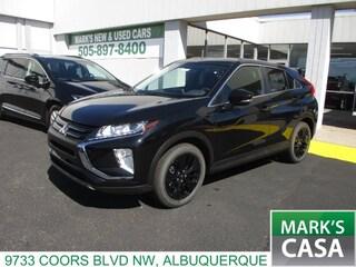 New Mitsubishi 2020 Mitsubishi Eclipse Cross LE CUV for sale in Albuquerque NM