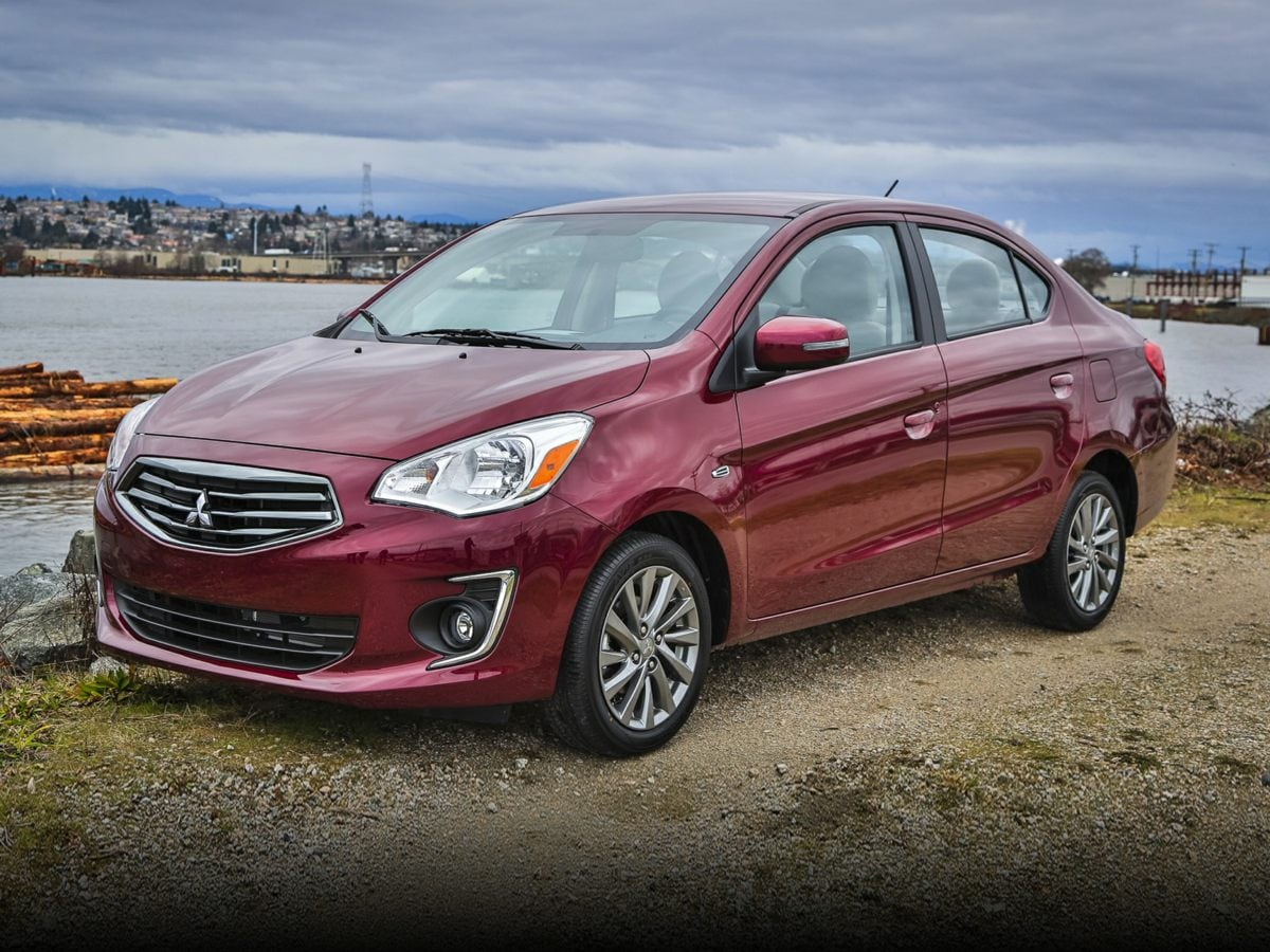 2020 Mitsubishi Mirage G4 Sedan
