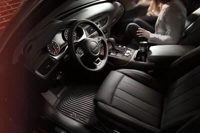Genuine Audi Floor Mats