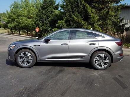 2020 Audi e-tron Premium Plus Sportback