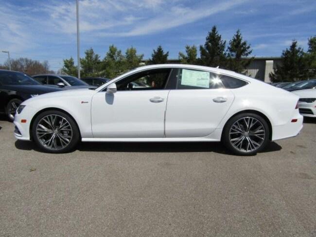 New 2018 Audi A7 3.0T Prestige Hatchback near Cleveland