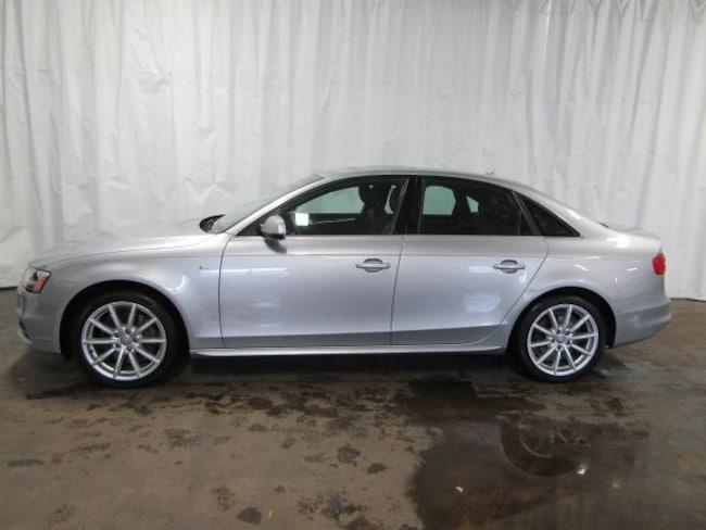 Used 2016 Audi A4 Auto quattro 2.0T Premium Plus Sedan Cuyahoga Falls, OH