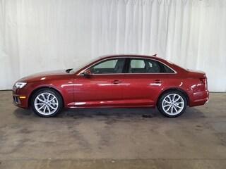 2019 Audi A4 Premium Plus 45 TFSI quattro Sedan