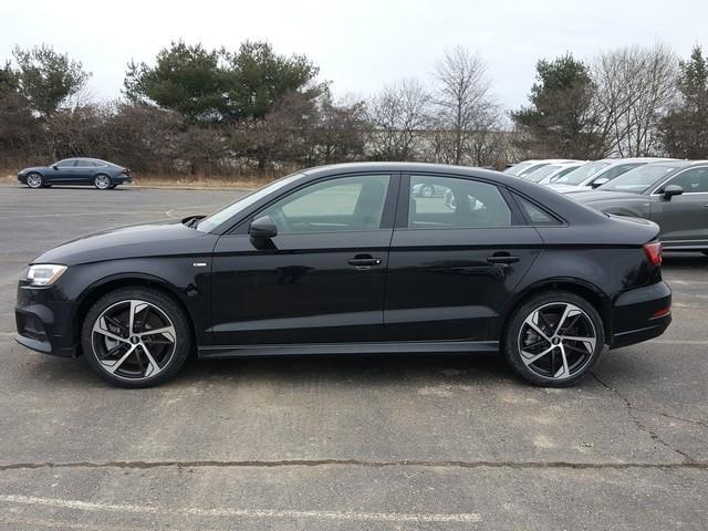 2020 Audi A3 Sedan S line Premium 45 TFSI quattro Sedan