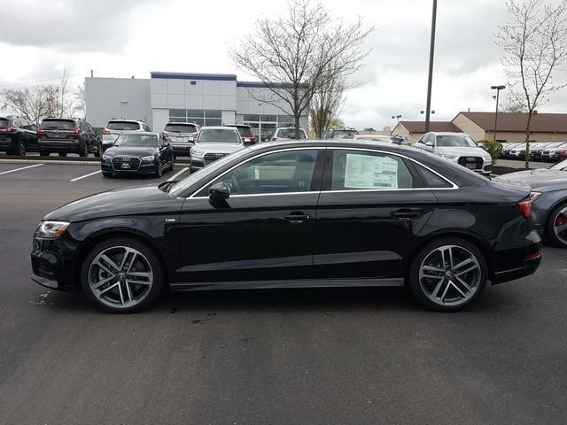 2019 Audi A3 Sedan Premium Plus 45 TFSI quattro Sedan