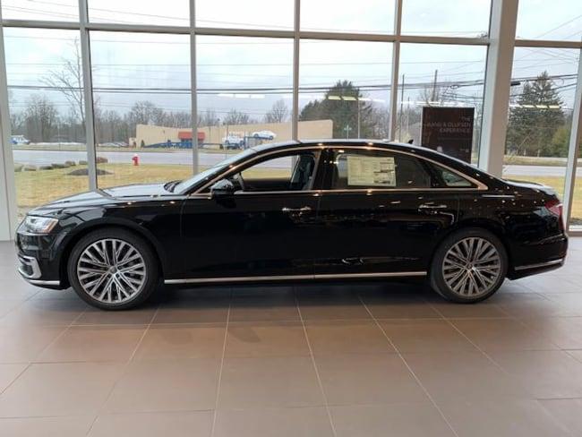 New 2019 Audi A8 L 3.0T Sedan near Cleveland