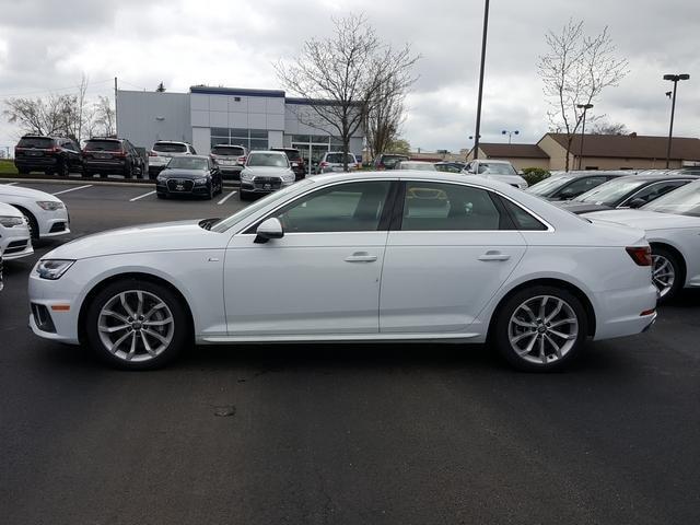New 2019 Audi A4 2.0T Premium Plus Sedan in Cuyahoga Falls, OH