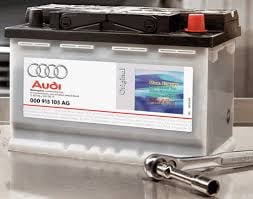 Audi Genuine Battery Replacement