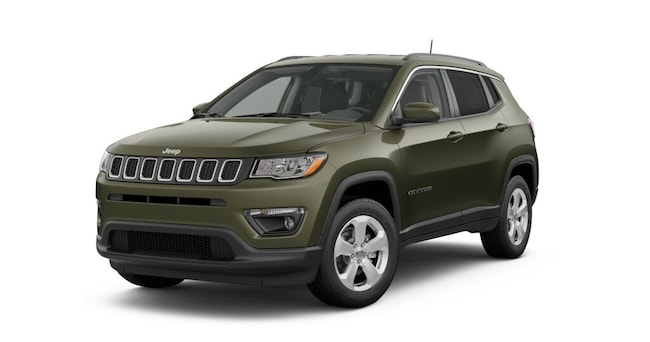 New 2019 Jeep Compass LATITUDE 4X4 Sport Utility in Cascade, ID