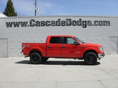 2013 Ford F-150 FX4 Truck SuperCrew Cab for sale in Cascade, ID