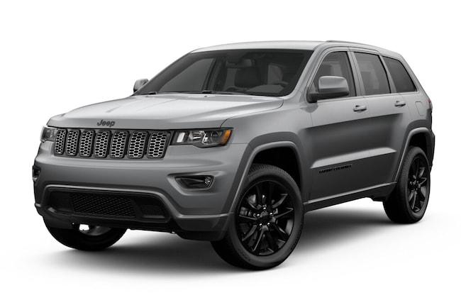 New 2019 Jeep Grand Cherokee ALTITUDE 4X4 Sport Utility in Cascade, ID