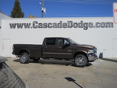 2018 Ram 3500 LARAMIE CREW CAB 4X4 8' BOX Crew Cab for sale in Cascade, ID