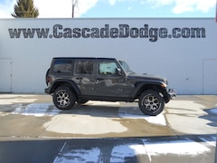 2019 Jeep Wrangler UNLIMITED RUBICON 4X4 Sport Utility for sale in Cascade, ID