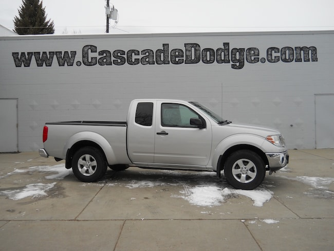 Used 2011 Nissan Frontier SV Truck King Cab in Cascade, ID