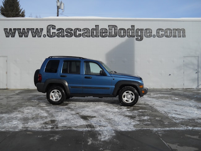 Used 2006 Jeep Liberty Sport SUV in Cascade, ID