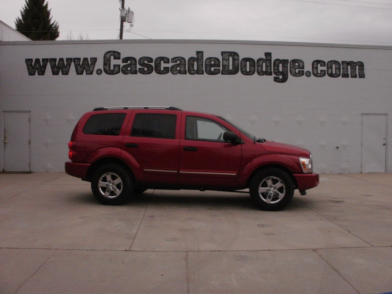 2006 Dodge Durango Limited SUV
