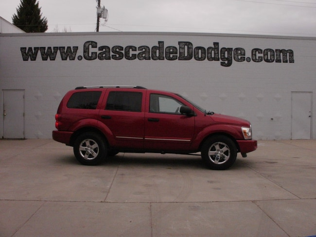 Used 2006 Dodge Durango Limited SUV in Cascade, ID