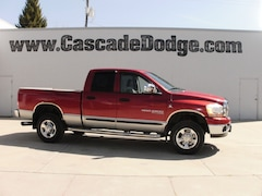 2006 Dodge Ram 2500 SLT/Sport Truck Quad Cab for sale in Cascade, ID