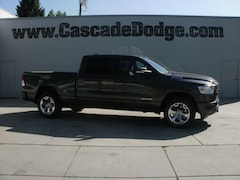 2019 Ram All-New 1500 BIG HORN / LONE STAR CREW CAB 4X4 6'4 BOX Crew Cab for sale in Cascade, ID