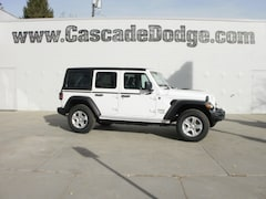 2020 Jeep Wrangler UNLIMITED SPORT S 4X4 Sport Utility for sale in Cascade, ID