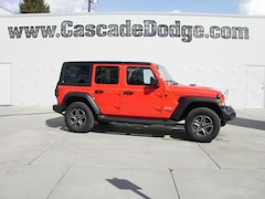 2019 Jeep Wrangler Unlimited Sport 4x4 SUV for sale in Cascade, ID