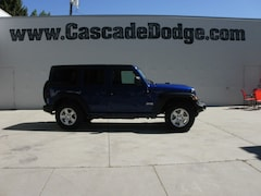 2020 Jeep Wrangler UNLIMITED SPORT S 4X4 Sport Utility for sale in Cascade, ID