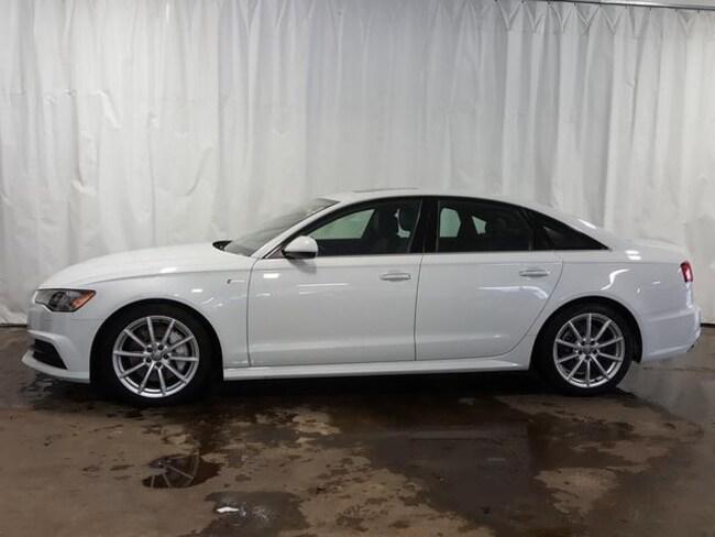 2018 Audi A6 3.0T Premium Plus Sedan for sale in Cuyahoga Falls
