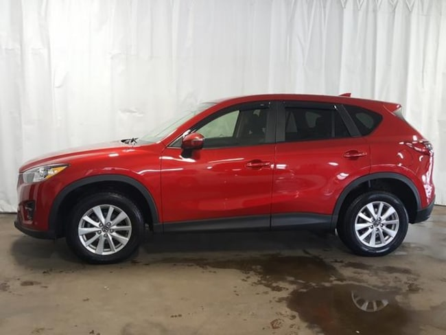 2016 Mazda Mazda CX-5 Touring SUV for sale in Cuyahoga Falls