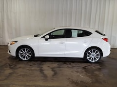 Certified Pre-Owned 2017 Mazda Mazda3 Grand Touring Hatchback for sale near you in Cuyahoga Falls, OH