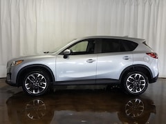Certified Pre-Owned 2016 Mazda Mazda CX-5 Grand Touring (2016.5) SUV for sale near you in Cuyahoga Falls, OH