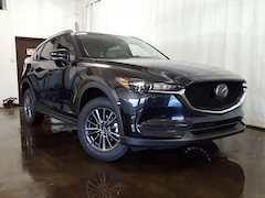 New 2021 Mazda Mazda CX-5 Touring SUV JM3KFBCM1M0311659 for sale in Cuyahoga Falls, OH