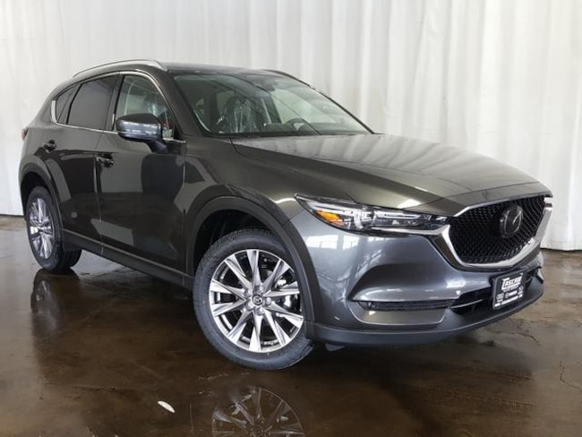 New 2019 Mazda Mazda CX-5 Grand Touring SUV for sale/lease in Cuyahoga Falls, OH