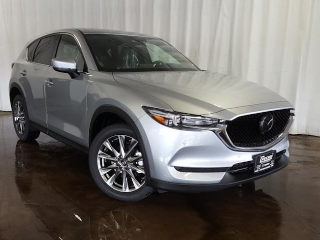 New 2019 Mazda Mazda CX-5 Signature SUV for sale/lease in Cuyahoga Falls, OH