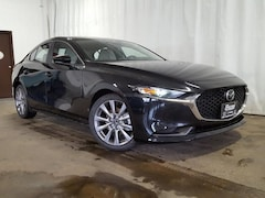 New 2020 Mazda Mazda3 Select Package Sedan JM1BPBCM5L1169539 for sale in Cuyahoga Falls, OH