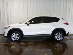 Certified Pre-Owned 2016 Mazda Mazda CX-5 Sport (2016.5) SUV for sale near you in Cuyahoga Falls, OH