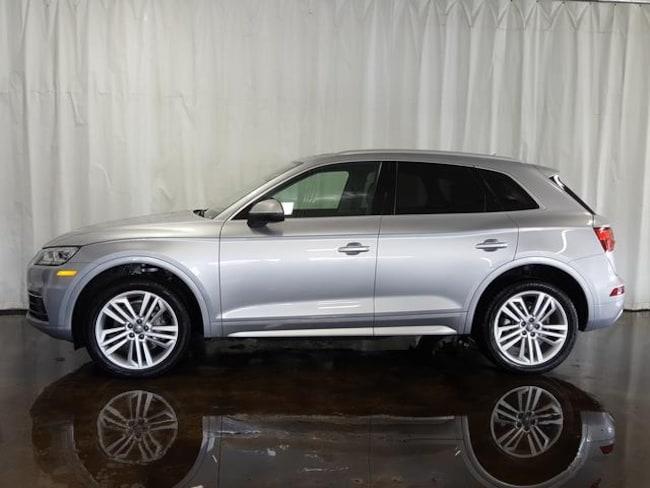 2018 Audi Q5 2.0T Premium SUV for sale in Cuyahoga Falls