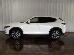 Used 2017 Mazda Mazda CX-5 Grand Select SUV JM3KFBDL3H0199751 for sale in Cuyahoga Falls