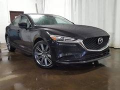 New 2021 Mazda Mazda6 Grand Touring Sedan JM1GL1TY1M1601950 for sale in Cuyahoga Falls, OH