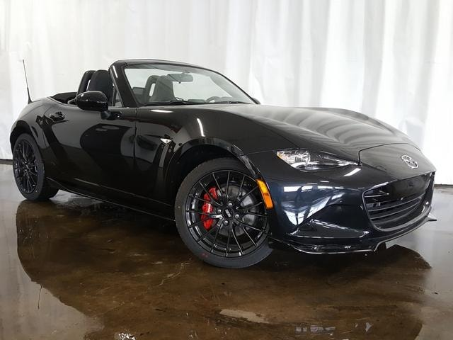 Featured New 2019 Mazda Mazda MX-5 Miata Club Convertible for sale in Cuyahoga Falls, OH