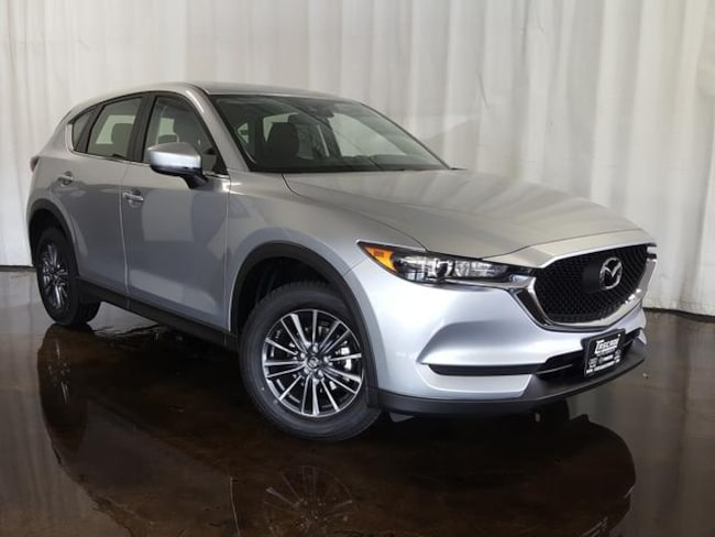 New 2019 Mazda Mazda CX-5 Sport SUV for sale/lease in Cuyahoga Falls, OH